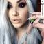 ( พรีออเดอร์ ) Makeup Monster Matte Liquid Lipstick สี RAW thumbnail 2