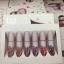 ( พร้อมส่ง ) NEW !! Kylie cosmetics Mini Kit | Velvet Liquid Lipsticks thumbnail 3