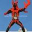 โมเดลไอ้มดแดง P-3 เวอร์ชั่น B มี 6 แบบ (HGcore Masked Rider) thumbnail 4