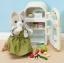 ซิลวาเนียน แม่หมากับตู้เย็น (UK) Sylvanian Families Mother at Home Set thumbnail 2