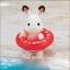 ซิลวาเนียน ชุดพี่สาวช็อคโกแลตเที่ยวทะเล (JP) *LIMITED EDITION* Sylvanian Families Sea Bathing Set thumbnail 2