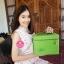 กระเป๋ารุ่นโบว์สีเขียว thumbnail 3