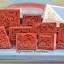 [SOLD OUT] ชุดตัวปั๊มซิลวาเนียน-กล่องฟ้า (JP) Sylvanian Families Stamp Set thumbnail 3