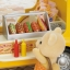 ซิลวาเนียน รถขายฮอตดอก Sylvanian Families Hot Dog Van thumbnail 4