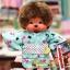 ตุ๊กตาลิงมอนจิจิชุดยูกาตะ ไซส์ S (20cm Yukata Dressed Monchhichi Boy) thumbnail 1