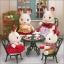 ซิลวาเนียน ชุดโต๊ะสนามสีเขียว Sylvanian Families Ornate Garden Chair thumbnail 3