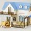 บ้านตุ๊กตาซิลวาเนียน (EU) Sylvanian Families Courtyard Restaurant thumbnail 1