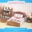 ซิลวาเนียน เฟอร์นิเจอร์ห้องนอนใหญ่ (UK) Sylvanian Families Luxury Master Bedroom Furniture thumbnail 1