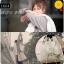 กระเป๋าผ้าใบสะพายไหล่ปักโลโก้ สไตล์หมอคังโมยอน ซองเฮเคียวจากซีรี่ย์ Descendants of the Sun