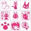 ตัวปั๊มฐานไม้จิ๋วพร้อมกล่อง แม่มดน้อยกิกิ Kiki's Delivery Service Mini Stamper thumbnail 2