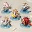 กองทัพเรือวันพีซ เบอร์ 4 (One Piece Wobbling Pirates Ship Collection) thumbnail 1