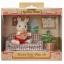ซิลวาเนียนพ่อกระต่ายช็อคโกแลตกับโซฟา (EU) Sylvanian Chocolate Rabbit Father & Settee thumbnail 1