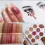 ( พรีออเดอร์ ) The burgundy Palette | Kyshadow thumbnail 3