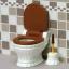 ซิลวาเนียน ชุดสุขภัณฑ์แบบหรู (UK) Sylvanian Families Luxury Toilet thumbnail 2