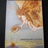งานประมูลผลงานศิลปกรรม จิตรกรรม-ปฏิมากรรม โดย บ.Bangkok Art Auction หนา 148 หน้า ปี 2006