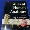 ATLAS OF HUMAN ANATOMY BY FRANK H.NETTER,M.D. หนา 600 หน้า พิมพ์ครั้งที่ 4 ปี 2004
