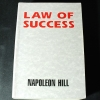 LAW OF SUCCESS by NAPOLEON HILL พิมพ์ปี 1992