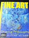 FINE ART VOL.4 NO.34 ฉบับ ธรรมปรัชญา เทวานุภาพ โดย สุวัฒน์ เเสนขัติยรัตน์