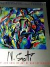 นิทรรการผลงานศิลปกรรม เเนบ หัวใจไทย ของ เเนบ โสตถิพันธุ์ หนา 84 หน้า ปี 2538