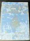 74 วันเเห่งพระราชจริยาวัตร ของ ในหลวงภูมิพลฯ โดย ลมูล อติพยัคฆ์ ปกแข็ง หนา 3 ซม. ปี 2493