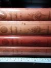 วรรณคดีไทย เรื่อง รามเกียรติ์ ฉบับโรงพิมพ์คุรุสภา ปกแข็ง 4 เล่มจบ หนารวม 2976 หน้า พิมพ์ปี 2494