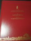 เรื่อง พระมหาชนก ปกแข็งเล่มใหญ่ สีเเดง พร้อมกล่อง(ไม่มีเหรียญ) ปี 2539