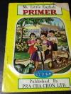 MY LITTLE ENGLISH PRIMER by Ratna Bamrungtrakul Published by PRA CHA CHON ปี 2510