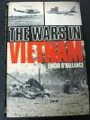 THE WARS IN VIETNAM BY EDGAR O'BALLANCE ปกแข็ง 220 หน้า พิมพ์ครั้งเเรก ปี 1975