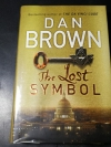 DANBROWN The Lost Symbol ปกแข็ง 509 หน้า พิมพ์ปี 2009