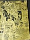 ชาวกรุง ฉบับ ตุลาคม 2502 หน้าปกหอเขียนที่วังสวนผักกาด หนา 141 หน้า