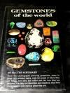 GEMSTONES of the world by walter schumann ปกแข็ง 256 หน้า ปี 1984