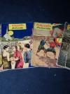 ศาสนบรรเริงสำหรับเยาวชน เรียบเรียงโดย พระมหาสุพจน์ ธรรมโชติ 4 เล่ม หนารวม 441 หน้า ปี 2494