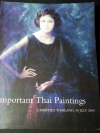 IMPORTANT THAI PAINTINGS โดย CHRISTIES หนา 180 หน้า