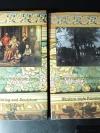 จิตรกรรมเเละประติมากรรมเเบบตะวันตกในราชสำนัก โดย สำนักราชวัง ปกแข็ง 2 เล่ม