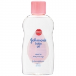 Johnson's Baby Oil 125ml