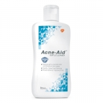 Acne-Aid Gentle Cleanser 100ml X 1 PCs. แอคเน่-เอด ลิควิด เจนเทิล คลีนเซอร์ [สีฟ้า] x 1 ขวด สูตร สำหรับผู้เป็นสิว ผิวแห้ง ผิวแพ้ง่าย ระคายเคืองง่าย