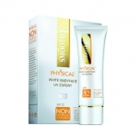 Smooth E Physical White BabyfaceUV Expert SPF 50+ PA+++ ขนาด 15 g สี : เบจ (BEIGE)