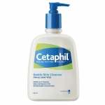 Cetaphil Gentle Skin Cleaser 500ml (สำหรับทุกสภาพผิว)