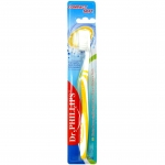 แปรงสีฟัน Compact (สีเหลือง) Dr.Phillips ดร.ฟิลลิปป์