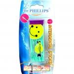 ไม้จิ้มฟันพลาสติก (สีม่วง) Dr. Phillips ดร.ฟิลลิปป์