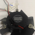พัดลม Sunon 12V DC Freezer fan – Sunon KD1208BTB1-6A N.B801.GN fan Made for Fisher Paykel