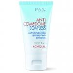 Pan Anti Comedone Soapless(100g.) Pan Anti Comedone Soaplessเจลล้างหน้าใสสูตรไม่มีฟอง ไม่มีส่วนผสมของด่างหรือสบู่ ช่วยชำระล้างผิวหน้าได้อย่างสะอาด ด้วยผสานสารสกัดจากธรรมชาติ