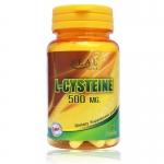 REAL L-Cysteine 500mg. 30 เม็ด