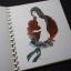 สมุดบันทึกภาพวาดของ อ.จักรพันธุ์ โปษยกฤต ปี 2518 thumbnail 5