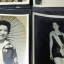 ภาพถ่ายขาวดำ นางสาวไทย เเละผู้ประกวด รวม4 ภาพ ขนาด Postcard thumbnail 5