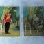 ภาพพิมพ์ 3 มิติ ในหลวง เเละ พระราชินี (เก่า) 2 ภาพ ขนาดโปสการ์ด 10.5x14.5 ซม พิมพ์ที่ญี่ปุ่น ปี 25 ต้นๆ thumbnail 1