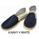06 สีน้ำเงิน&สีขาว Navy&White