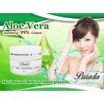 Aloe Vera Soothing Cream ครีมว่านหางจระเข้ : PURADA