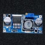ตัวจ่ายไฟ แปลงไฟลง DC Converter Step down (ไฟเข้า 3-40V:จ่ายไฟ 1-35V) 100บาท
