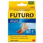 Futuro Ankle Size อุปกรณ์พยุงข้อเท้า ฟูทูโร่ขนาด Size S (ความยาวข้อเท้า 7.0-8.0 นิ้ว หรือ 18.0-20.5 ซม.)
